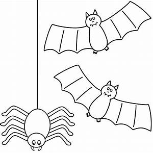 Halloween Spider Coloring Pages - Coloring Home