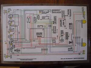 Colored Wiring Diagram For Mk1 1961