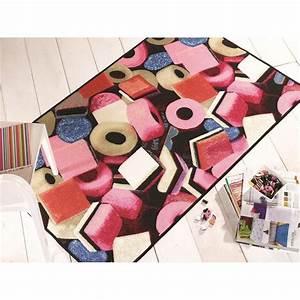 tapis chambre ado allsorts flair rugs 100x160 With tapis de chambre ado