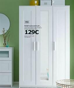 Ikea Armoire Blanche : armoire blanche pas cher ~ Teatrodelosmanantiales.com Idées de Décoration