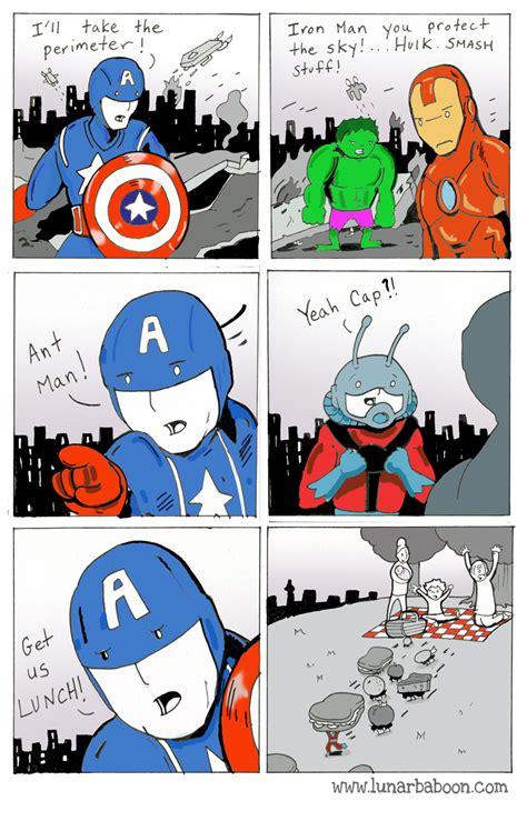 ant man      avengers  funny