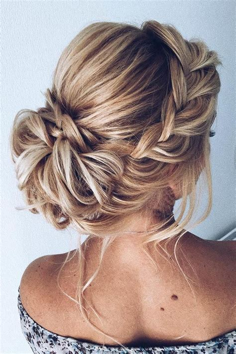 chic  easy wedding guest hairstyles bridesmaid
