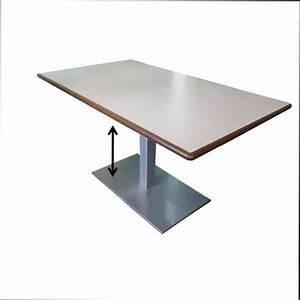 Table Basse Reglable Hauteur : table basse reglable uprod ~ Carolinahurricanesstore.com Idées de Décoration