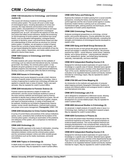Write the perfect resume with help from our resume examples for students and professionals. Resume Of Criminology Student