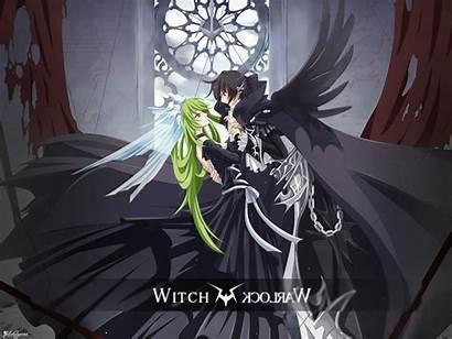 Lelouch Rebellion Witch Warlock Minitokyo Code Cc