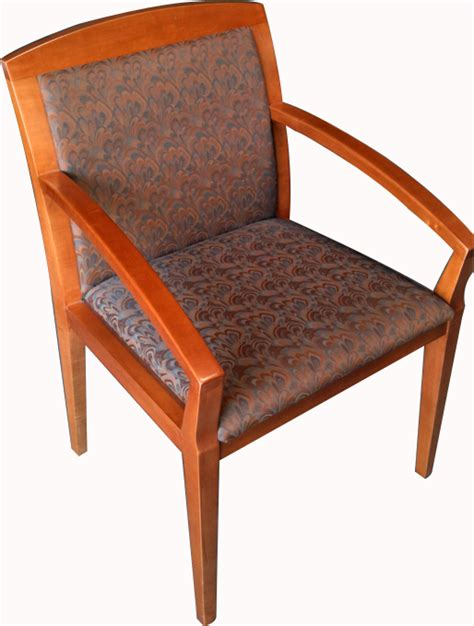wood chairs with arms