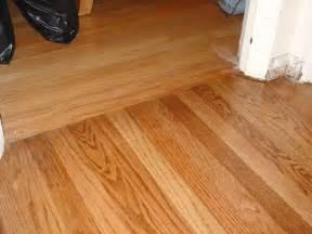 hardwood floor transitions hardwood floor transitions