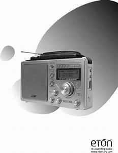 Eton Portable Radio S350dl User Guide