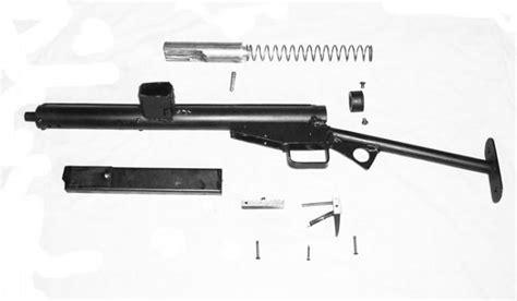 diy sten gun  firearm blog