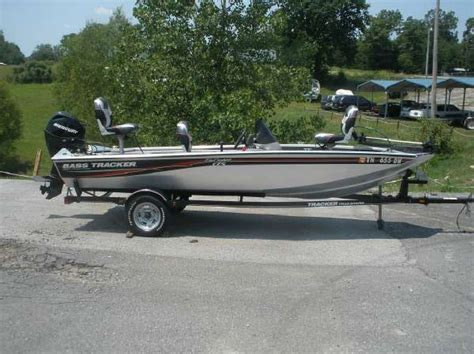 Bass Tracker Crappie Boats For Sale by Tracker Pro Crappie 175 Boats For Sale In United States
