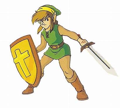 Zelda Link Legend Adventure Links Different Aol