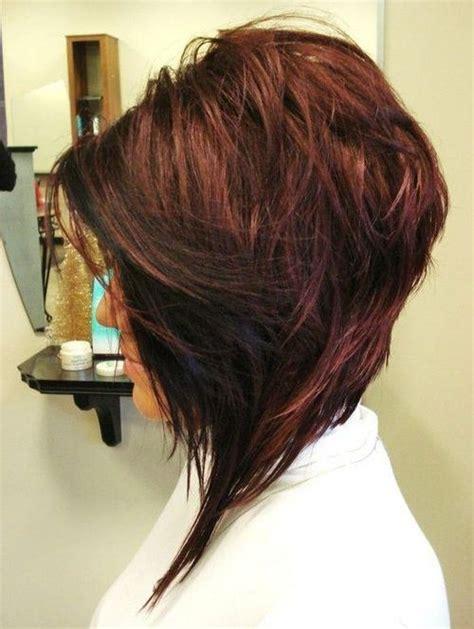 classy aline bob hairstyles