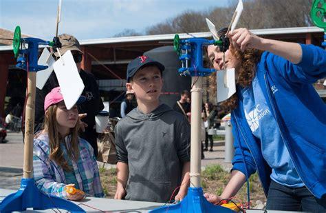 kids world  energy festival relay education