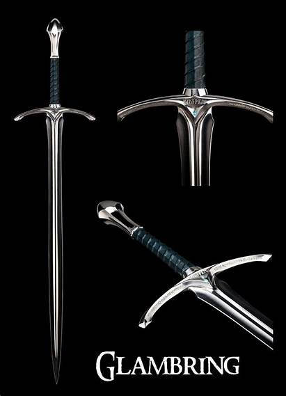 Sword Lord Rings Swords Weapons Earth Weapon