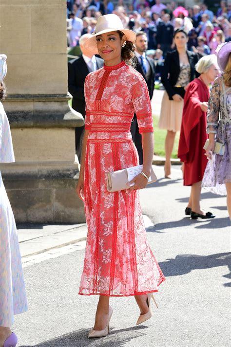 Princess Eugenie wedding dress by BRITISH designers Peter Pilotto and Christopher De Vos   Eugenie and Jack's Wedding   Pinterest