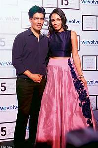 Glamour with a message: Manish Malhotra highlights gender