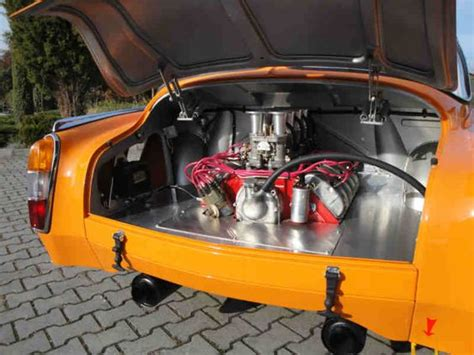 Air Cooled V8 by Tatra 603 Air Cooled V8 Automotive