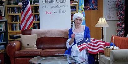 Flag American Flags Fun Happy Students Gifs