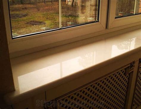 Window Sill Products by Bursa Beige Marble Window Sills From Ukraine
