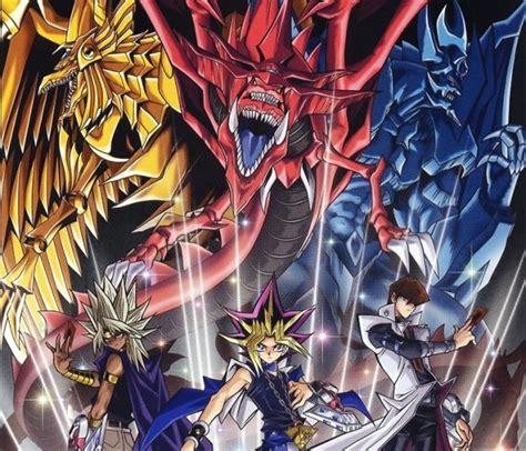 yu gi egyptian oh god duel cards monsters monster anime links official website