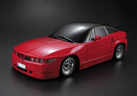 Alfa Romeo Sz by Killerbody Alfa Romeo Sz Rc Cars Rc Parts And Rc