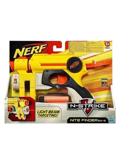 Halloween Contact Lenses Target by Nerf N Strike Nite Finder Ex 3