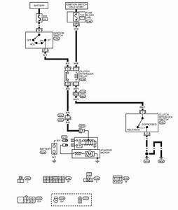 Diagram  2003 Nissan Xterra Starter Diagram Full Version