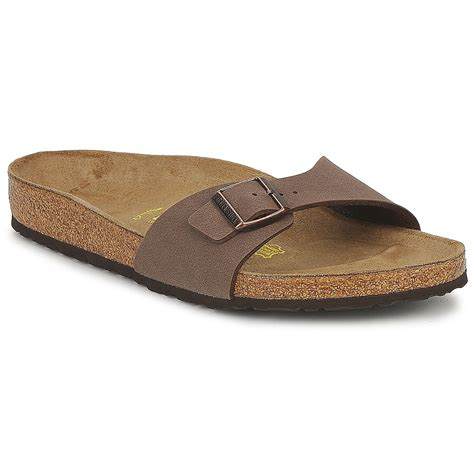 mules birkenstock madrid mocha free delivery with