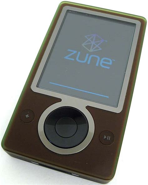 Zune can't party like it's 2009 - The Tech Report