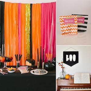 Deco Halloween Diy : diy halloween party decorations ~ Preciouscoupons.com Idées de Décoration