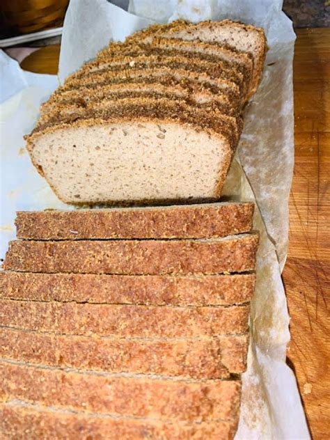 Or just, you know, drop bread and fake bread stuffs altogether. Low Carb Yeast Bread (almond flour version) Keto friendly