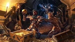The Elder Scrolls Online Tamriel Unlimited Thieves