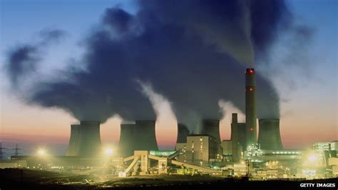 Report Suggests Slowdown In Co2 Emissions Rise  Bbc News