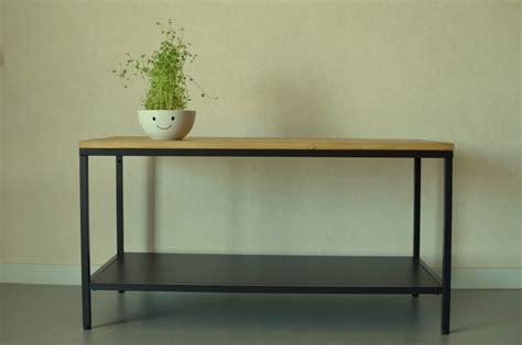 pour un meuble style industriel bois sans craquer ses