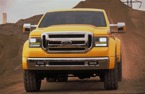 concept work truck 2002 ford f 350 tonka concept image https www