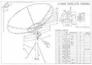 looking for six foot polor mount assembly instructions With satellitetvdiagram