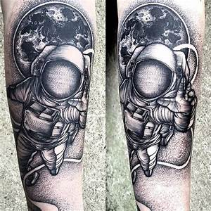 17 Best ideas about Astronaut Tattoo on Pinterest ...