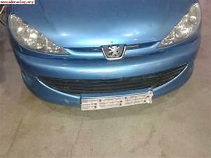 Despiece Peugeot 206 Rc