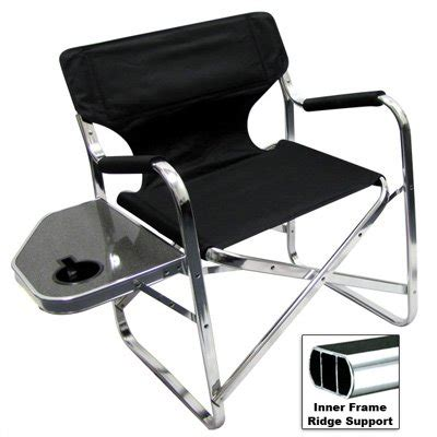 Folding Directors Chair With Side Table by Best Folding Directors Chair With Side Table Reviews