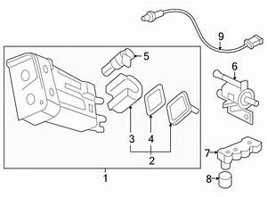 Chevrolet Cobalt Vapor Canister  Canister Assembly - Evaporator Emis