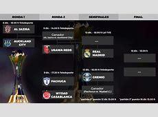 Mundial de Clubes Gremio se une a Real Madrid, Al Jazira
