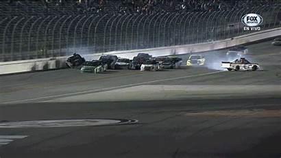 Race Racing Nascar Gifs Bell Away Lap