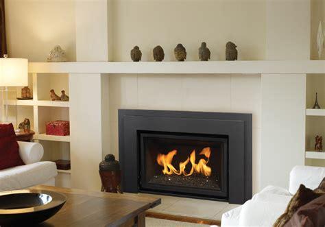 modern gas fireplace inserts regency horizon hzi390e modern gas fireplace insert