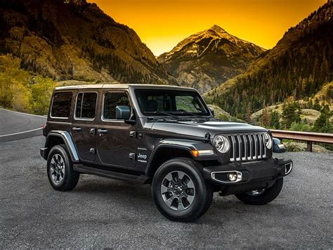 Jeep Wrangler Unlimited 2019 by 2019 Jeep Wrangler Unlimited Road Test And Review