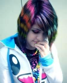 Emo Girl Hairstyles Short Hair