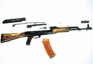 Kalashnikov AK-74 (M1974) Assault Rifle - Soviet Union