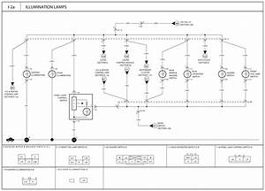 Illumination Lamp Wiring Diagram For Kia Pregio With