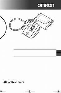 Omron Blood Pressure Monitor M2 Basic User Guide