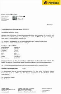 Gefälschte Telekom Rechnung Per Post : bild erkl rt aktuelle gefahren im internet phishing ~ Themetempest.com Abrechnung