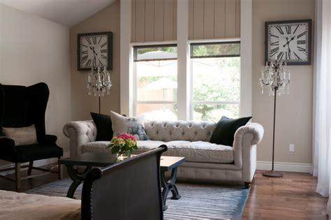 Houzz Living Room Sofas by My Houzz Gurfinkel Transitional Living Room Dallas